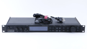 TC Electronic M-One Multi-Effects Rack Unit & Power Supply P-04848