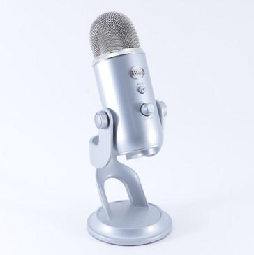 Blue Yeti Condenser Multi-Pattern Microphone MC-2457