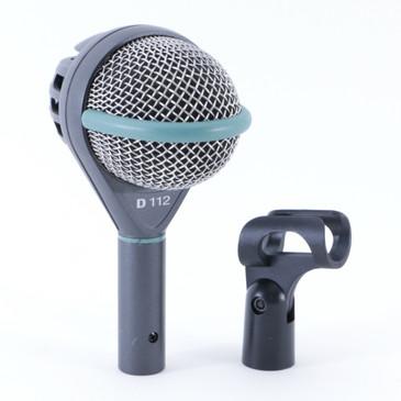 AKG D112 Dynamic Cardioid Microphone MC-2456