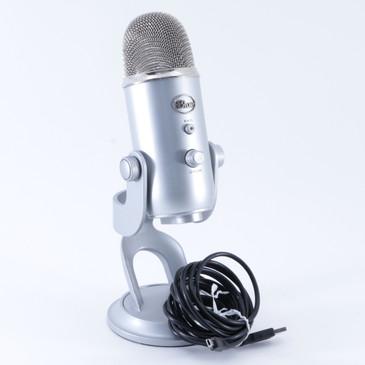 Blue Yeti Condenser Multi-Pattern Microphone MC-2458