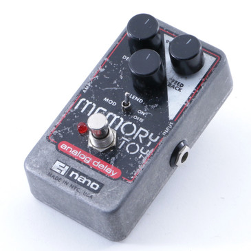 Electro-Harmonix Memory Toy Delay Guitar Effects Pedal P-04862