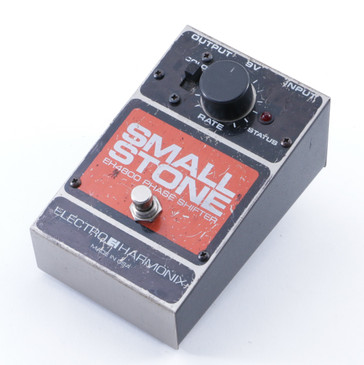 Electro-Harmonix EH4800 Small Stone Phaser Guitar Effects Pedal P-04871