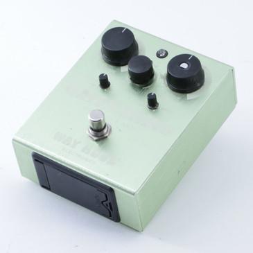 Way Huge Green Rhino MKII Overdrive Guitar Effects Pedal P-04907