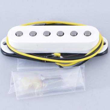 Open Box Fender Deluxe Drive Strat Single Coil Bridge Pickup White