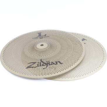 "Zildjian L80 Low Volume 13"" Hi-Hat Cymbal Pair"