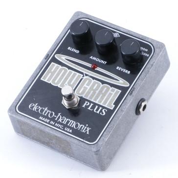 Electro-Harmonix Holy Grail Plus Reverb Guitar Effects Pedal P-04949