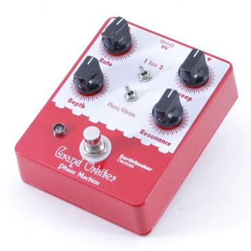 Earthquaker Devices Grand Orbiter V1 Phaser Guitar Effects Pedal P-04946
