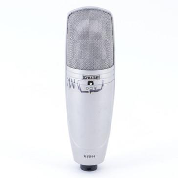 Shure KSM44 Condenser Multi-Pattern Microphone MC-2487