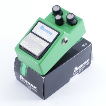 Ibanez TS9 Tube Screamer (JRC Chip) Overdrive Guitar Effects Pedal P-04996