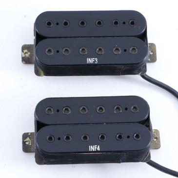 Ibanez INF4 & INF3 Set HH Guitar Pickup PU-9123