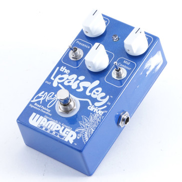 Wampler Paisley Drive Overdrive Guitar Effects Pedal P-05050