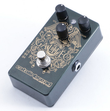 Catalinbread Galileo Distortion Guitar Effects Pedal P-05045