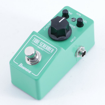 Ibanez Tube Screamer Mini Overdrive Guitar Effects Pedal P-05041