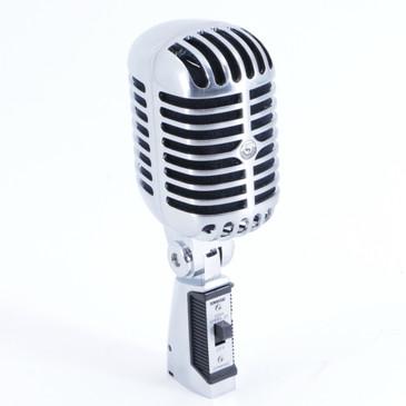 Shure 55SH Series II Dynamic Cardioid Microphone MC-2502