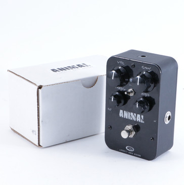 J. Rockett Animal Overdrive Guitar Effects Pedal w/ Box P-05103