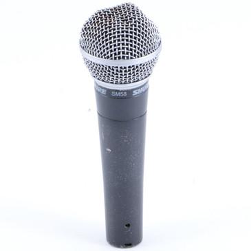 Shure SM58 Dynamic Cardioid Microphone MC-2507