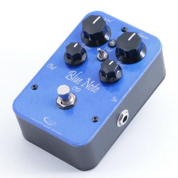 J. Rockett Blue Note Overdrive Guitar Effects Pedal P-05204