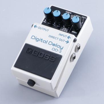 Boss DD-3 Digital Delay Guitar Effects Pedal P-05185