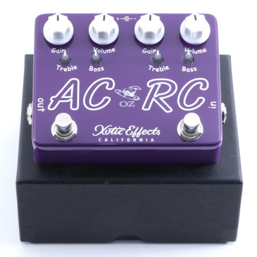 Xotic Effects Oz Noy AC/RC-OZ Boost / Overdrive Guitar Effects Pedal P-05217