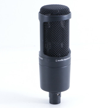 Audio Technica AT2020 Condenser Cardioid Microphone MC-2528