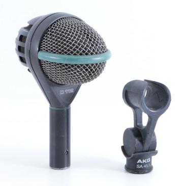 AKG D112 Dynamic Cardioid Microphone MC-2527