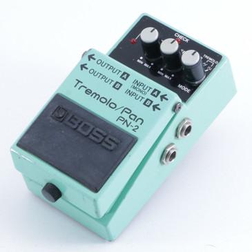 Boss PN-2 Tremolo / Pan Guitar Effects Pedal P-05242