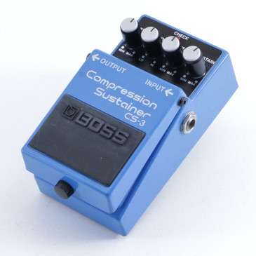 Boss CS-3 Compression Sustainer Guitar Effects Pedal P-05238