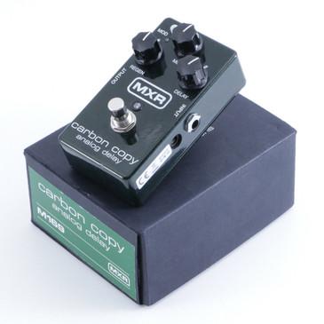 MXR Carbon Copy Delay Guitar Effects Pedal w/ Box P-05268