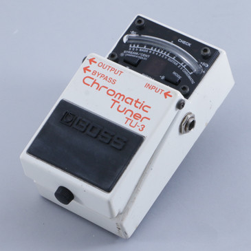 Boss TU-3 Chromatic Tuner Guitar Effects Pedal P-05244