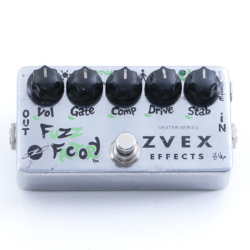 ZVEX Fuzz Factory (Vexter) Guitar Effects Pedal P-05259