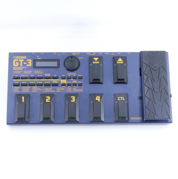 Boss GT-3 Guitar Multi-Effects Pedal P-05287