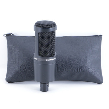 Audio Technica AT2020 Condenser Cardioid Microphone MC-2562