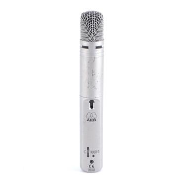 AKG C1000S Condenser Cardioid Microphone MC-2557