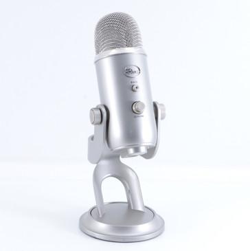 Blue Yeti Condenser Multi-Pattern Microphone MC-2569