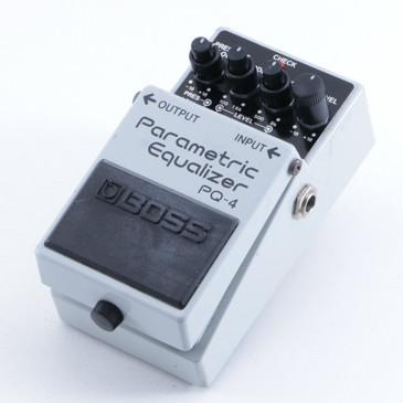 Boss PQ-4 Parametric Equalizer Guitar Effects Pedal P-05312