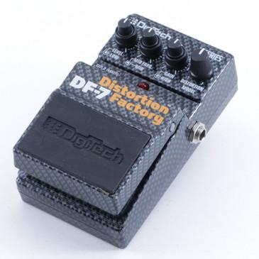 Digitech DF-7 Distortion Factory Guitar Effects Pedal P-05324