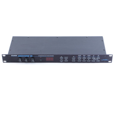 Alesis Midiverb III Reverb Rack Effects *No Power Supply* P-05291