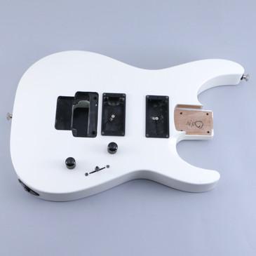 2006 Jackson Japan DK2M White Alder Guitar Body BD-5115