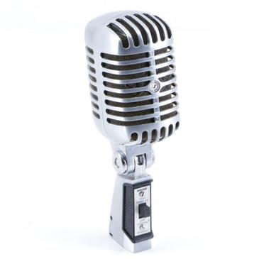 Shure 55SH II Dynamic Cardioid Microphone MC-2575