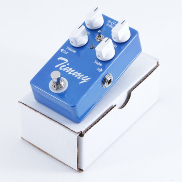 Paul Cochrane Timmy (Blue) Overdrive Guitar Effects Pedal P-05384