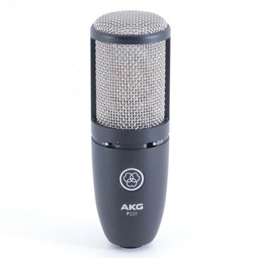AKG P220 Condenser Cardioid Microphone MC-2593