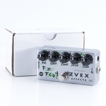 ZVEX Fuzz Factory Guitar Effects Pedal w/ Box P-05386