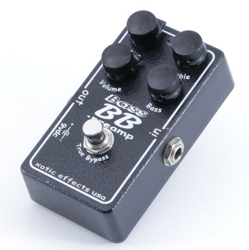 Xotic Effects Bass BB PreAmp Overdrive Guitar Effects Pedal P-05380
