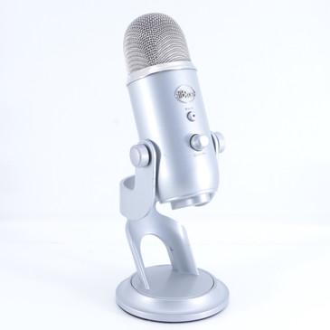 Blue Yeti Condenser Multi-Pattern Microphone MC-2588