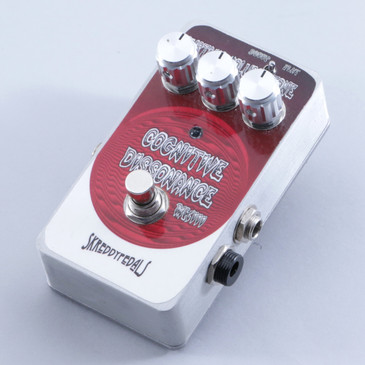 Skreddy Cognitive Dissonance MKIII Fuzz Guitar Effects Pedal P-05375