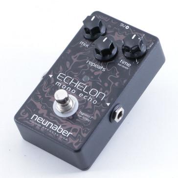 Neunaber Echelon Mono Echo Delay Guitar Effects Pedal P-05381