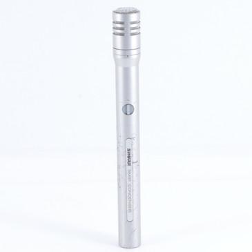Shure SM81 Condenser Cardioid Microphone MC-2595