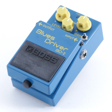 Keeley Boss BD-2 Blues Driver Overdrive Guitar Effects Pedal P-05382