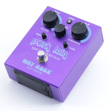 Way Huge WHE201 Pork Loin Overdrive Guitar Effects Pedal P-05425
