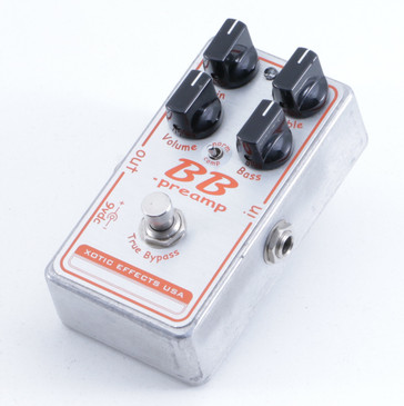 Xotic Effects BB-PreAmp Comp Overdrive Guitar Effects Pedal P-05418